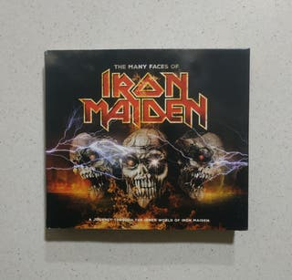 The Many Faces of Iron Maiden (3xCD)