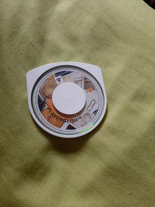 PLAYENGLISH PSP SIN CAJA