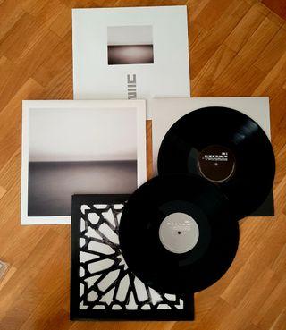 U2'No Line On The Horizon' 2 LP vinilo limitad