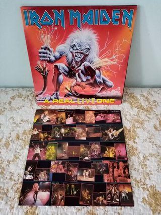 LP original Iron Maiden