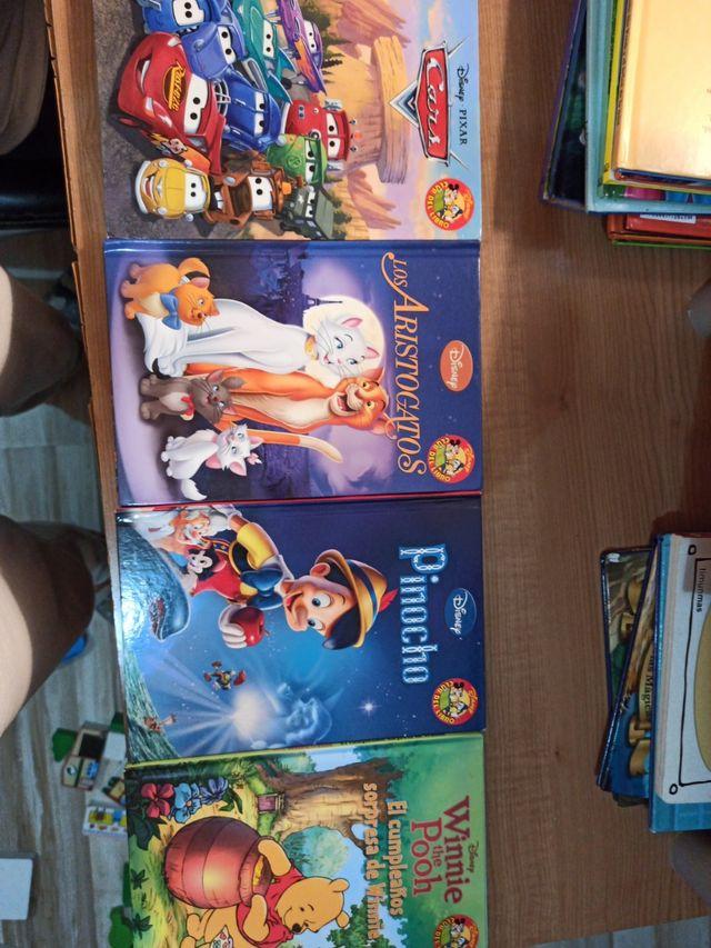 Cientos infantiles Disney