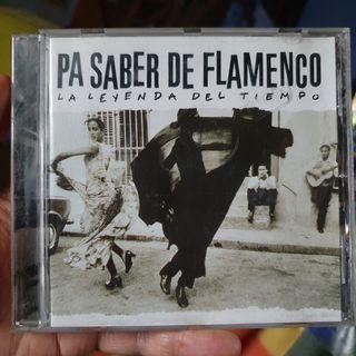 Pa saber de flamenco. n° 1 ( CD )