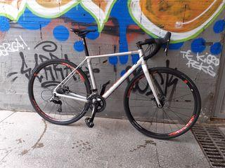 ghost bicicleta,ciclocros, gravel, carretera