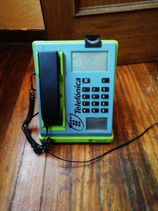 cabina de telefónica
