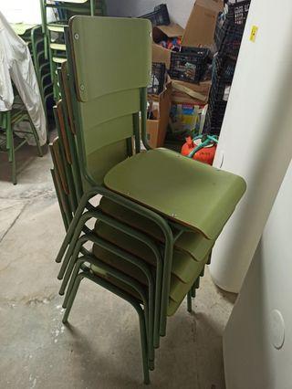 sillas de colegio/ academia