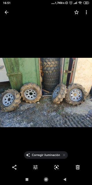 Neumaticos de tractor con llanta para 4x4