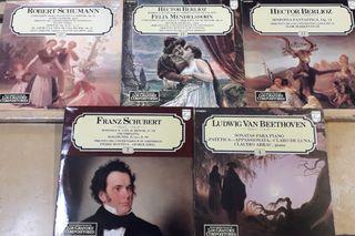 discos vinilo de música clásica