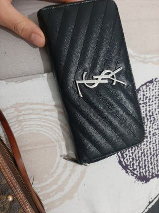 billetera ysl original cartera louis vuitton