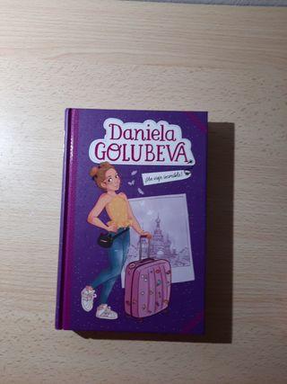 "Daniela Golubeva ""un viaje increible"""