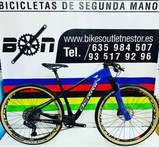 Bicicleta Berria Bravo AXS de test