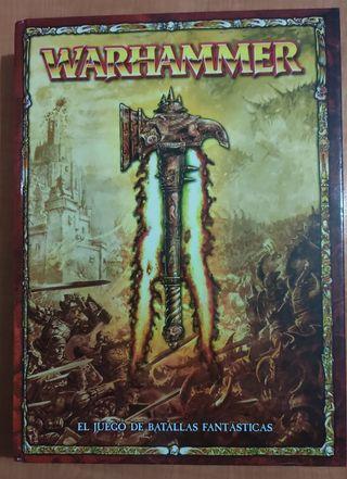 WARHAMMER REGLAMENTO