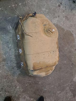 deposito nissan terrano ford maverick