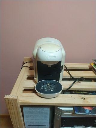 Cafetera de monodosis tassimo de Bosch