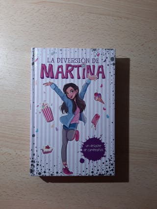La diversión de Martina: un desastre de cumpleaños