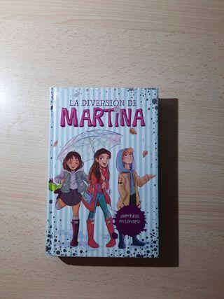 """La diversión de Martina """"Aventuras en Londres"""""""