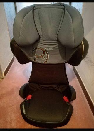 silla de coche isofix