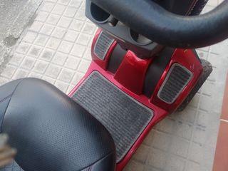 Scooter de movilidad urbana