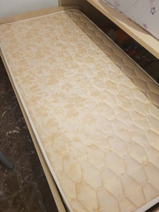 colchón para cama de 90 cm