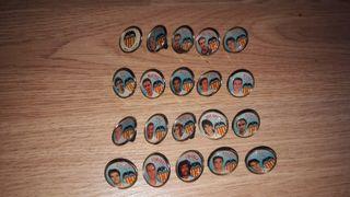 Colección Pins Valencia Fc 1995