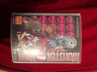 Colección completa fotografías Monster High.