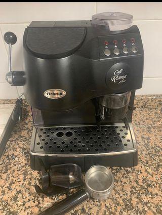 Cafetera ariete Roma Plus