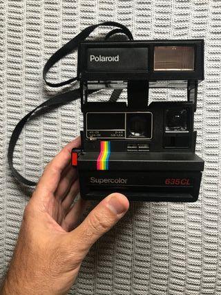 Polaroid 635 CL Supercolor