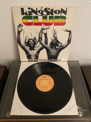 Disco vinilo kingston club