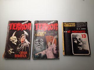 3 libros para Juan
