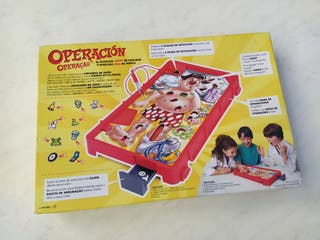 Juego Operación