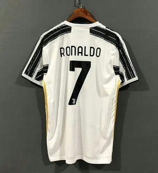 Camisetas 2021 Juventus Turin