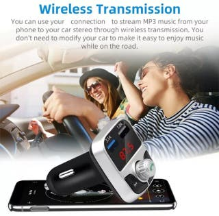 FM Transmitter Car Bluetooth