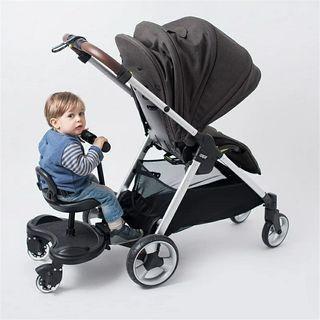 patinete para carrito de bebé