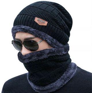 Hat & Neck winter warmer 2pcs