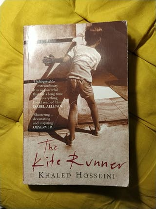 In English - The Kite Runner by Khaled Hosseini