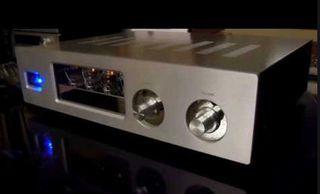 Amplificador híbrido válvulas