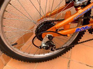 Bicicleta infantil Conor WRC 206 SP
