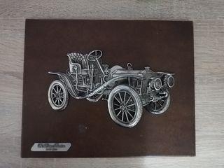 Cuadros de coches antiguos