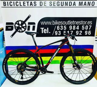 Bicicleta Orbea Alma xtr