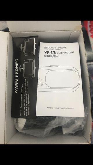 Gafas de Realidad Virtual VR 3D