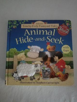 libro para jugar e iniciarse al Inglés