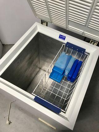 Congelador Corberó 145L