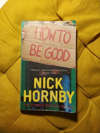 (English) How to be Good by Nick Hornby