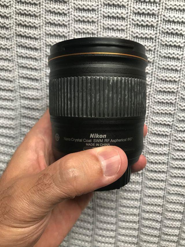 Nikon 28 mm f/1.8 G AF-S