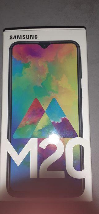 Samsung M20 Azul