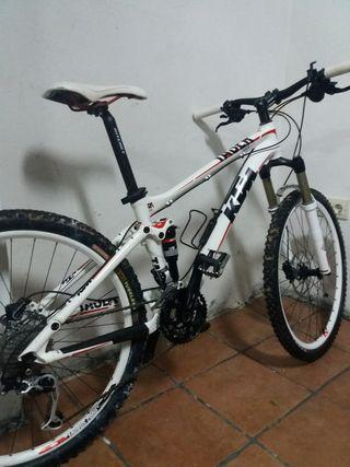 bicicleta KTM TASER 4.O