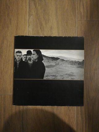 Vinilo U2 The Joshua Tree