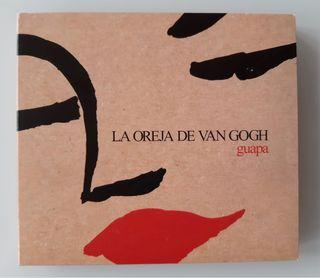 LA OREJA DE VAN GOGH GUAPA CD DVD