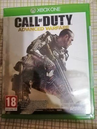 Juego para Xbox One Call of Duty Advanced Warfare