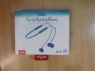 Neckband headphones TCL
