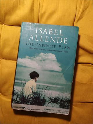 (English) The Infinite Plan by Isabel Allende